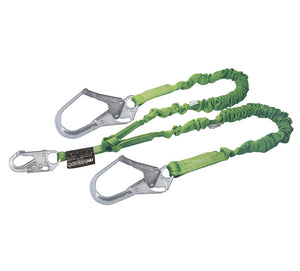 Miller Manyard™ II Stretchable Shock-Absorbing Lanyards