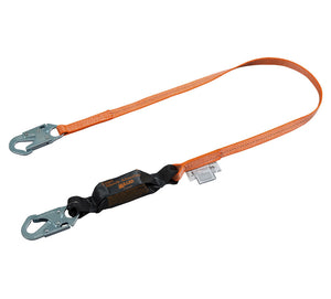 Miller Titan™ II Pack-Type Shock-Absorbing Lanyards