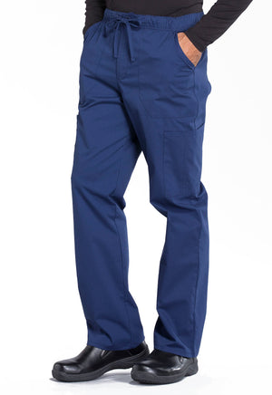 WW190 Men's Tapered Leg Drawstring Cargo