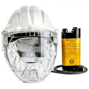 3M™ Airstream™ Headgear-Mounted Powered Air Purifying Respirators