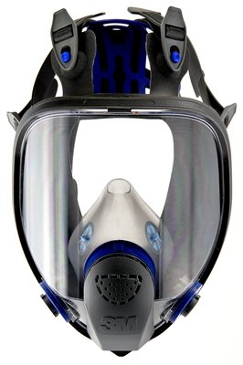 3M Ultimate FX Full Facepiece Respirators - FF400