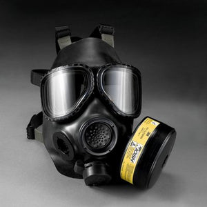 3M Full Facepiece Respirator FR-M40 Series