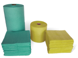 HazMat Fiber Pads and Rolls