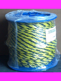 Polypropylene rope Color
