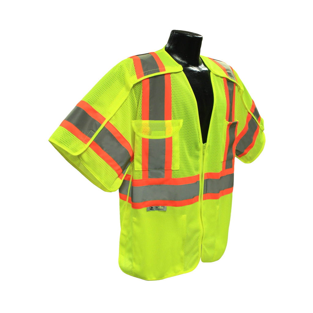 Radians SV24-3 TYPE R CLASS 3 BREAKAWAY SURVEYOR VEST
