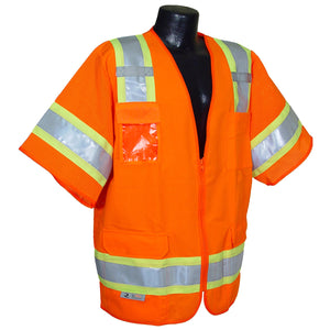Radians SV63 TWO TONE SURVEYOR TYPE R CLASS 3 SAFETY VEST