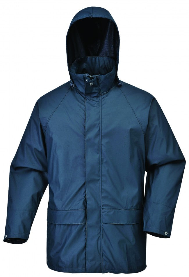 Portwest US450 Classic Rain Jacket - lined