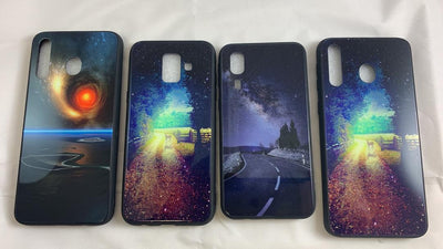 UNIQUE STYLE GALAXY MOON CASE FOR IPHONE XS MAX