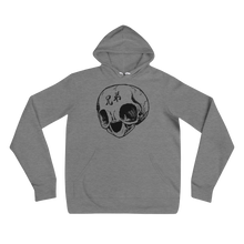 Load image into Gallery viewer, Anime Skull Hoodie