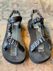 Leather Trekky Sandals