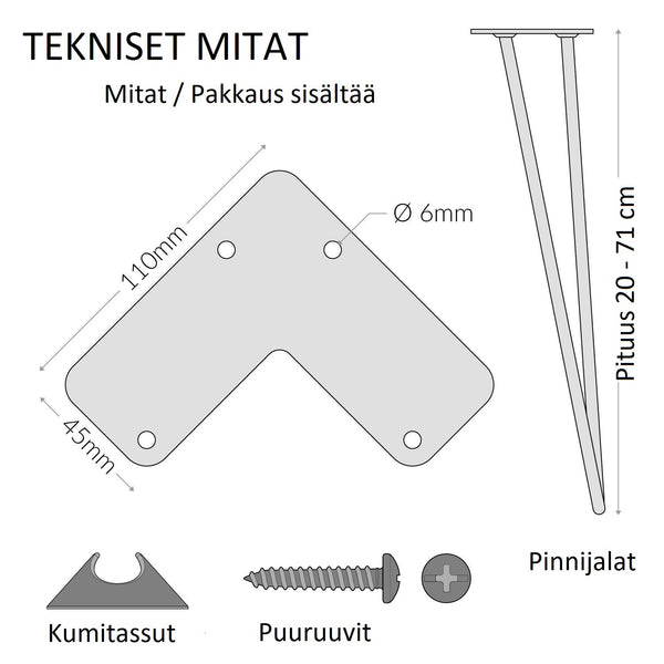Pinnijalat 35 MESSINKI