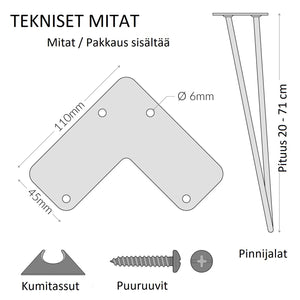 Pinnijalat 40 MESSINKI