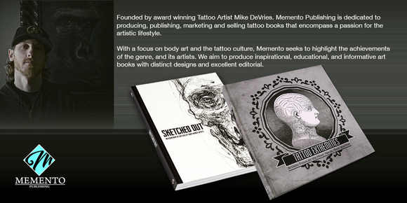 Mike DeVries Founder Memento Publishing