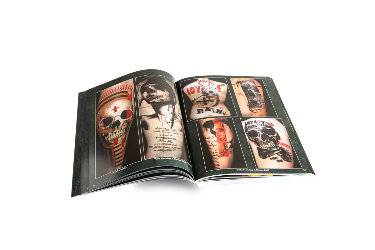Cranial Visions: Exploring The Skull Through Artistic Interpretation Softcover Edition