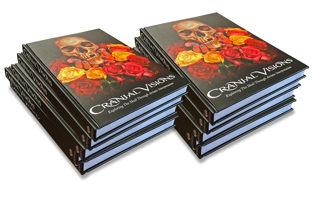 Cranial Visions Wholesale (Hard Cover)