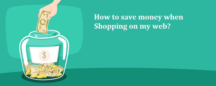How to Save Money When Shopping On My Shop?
