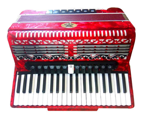 4 row spring accordion 120 bass 41 keys accordion - Raylinedo