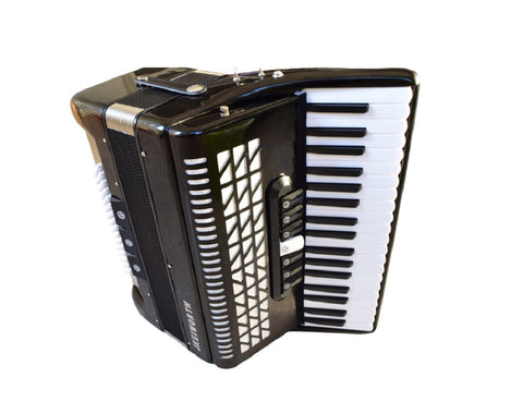 96 bass 37 keys 7 voice Accordion - Raylinedo
