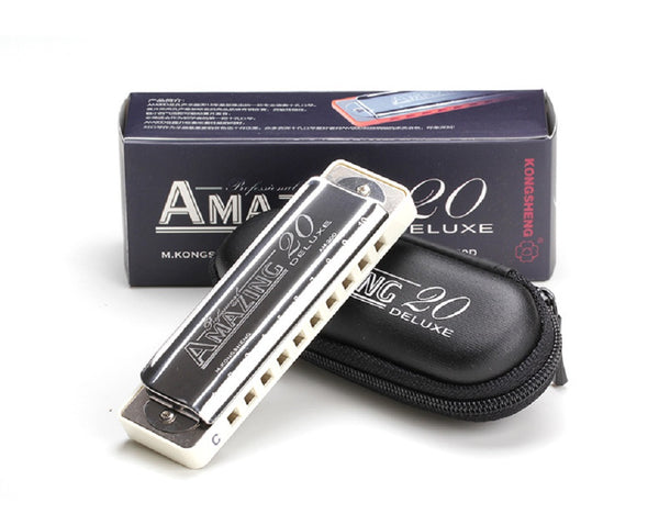 Ten Hole Blues Blue Harmonica