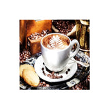 DIY 5D Diamond Painting, Coffee, Diamond Embroidery Pictures Arts Craft For Home Wall Decoration - Raylinedo
