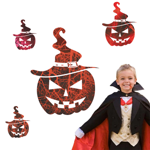 Happy Halloween Fashion Designed Removed Vinyl Wall Sticker House Decoration Wall Decoration H - Raylinedo