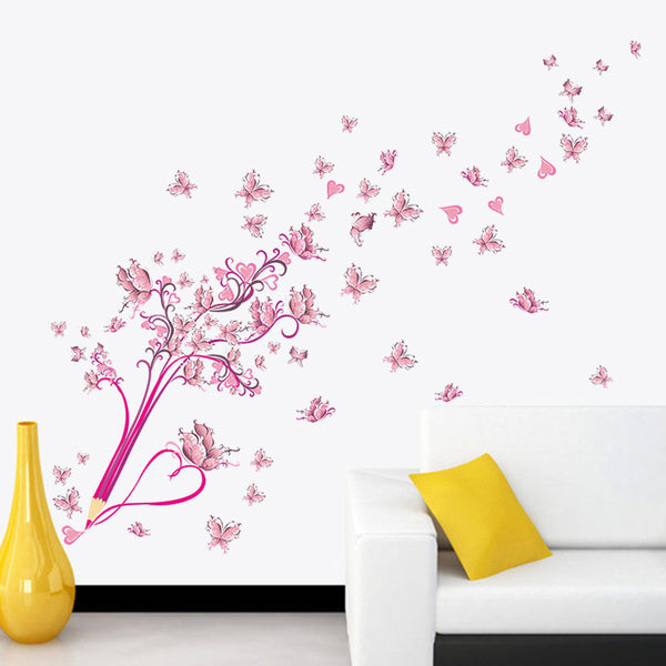 Wall Decal Glass Stickers Removable Wall Sticker festival New Year Wall Stickers Decal