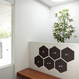 Cute Designed Removed Vinyl Blackboard Sticker Black Color Note Wall Sticker Room Decoration Wall Decoration -ZYVA-220 - Raylinedo