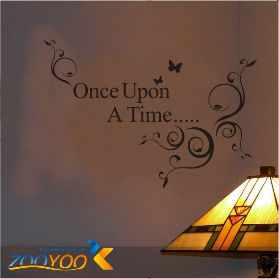 Designed Art Wall Sticker Fashion Wall Decal Wall Art ZY8045 - Raylinedo