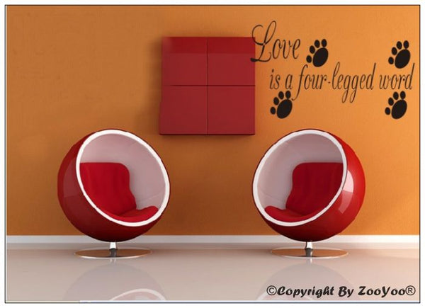 Designed Art Wall Sticker Fashion Wall Decal Wall Art ZY8066 - Raylinedo
