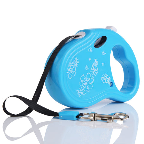 Retractable Belt Pet Leash Durable Dog Cat Lead Extend to 3M - Raylinedo