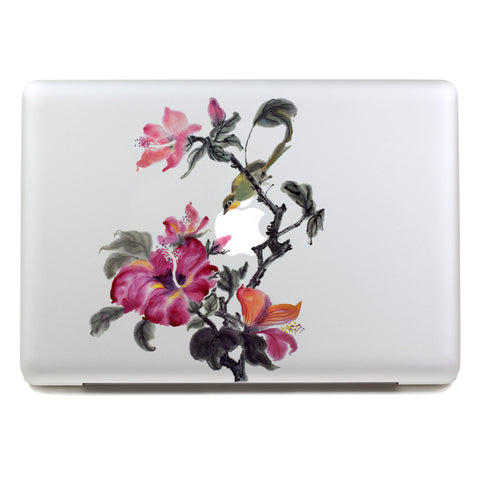 "Removable DIY Macbook Air Decoration Sticker For 11"" Z210 - Raylinedo"
