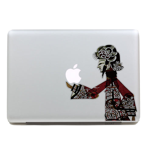 "Removable DIY Macbook Air Decoration Sticker For 11"" Z201 - Raylinedo"