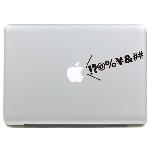"Removable DIY Macbook Air Pro Decal Stickers Decoration Laptop Sticker For 11"",13"", 15"", 17"" Z050 - Raylinedo"