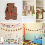 Garland For Wedding Birthday Anniversary Party Christmas Girls Room Decoration Beer Shape - Raylinedo
