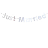 Paper Garland For Wedding Birthday Anniversary Party Christmas Girls Room Decoration Wedding - Raylinedo