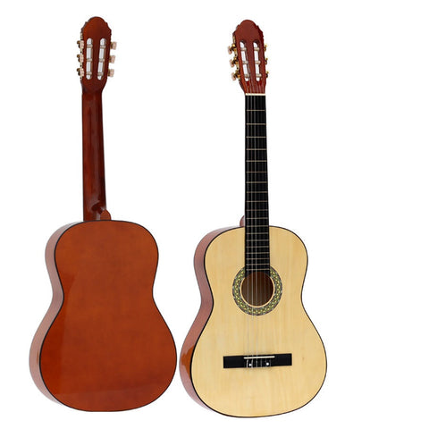 39-inch guitar acoustic guitar classical guitar travel guitar - Raylinedo