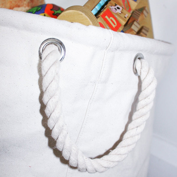 Canvas Storage Bag - Small