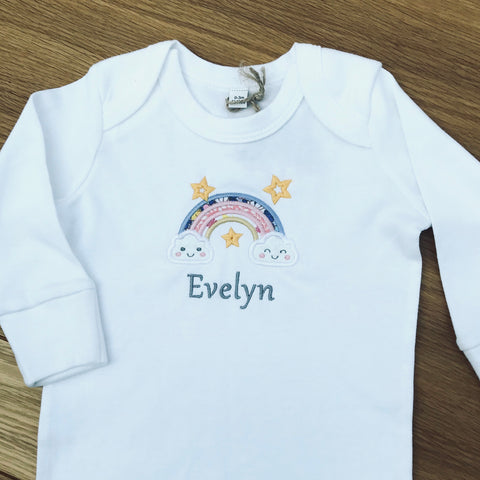 Baby Sleepsuit with any design