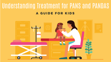Load image into Gallery viewer, Understanding PANS and PANDAS: A Guide for Kids Print Pack