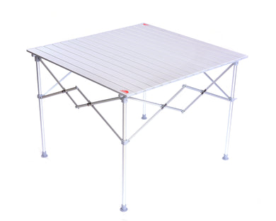 Aluminum Fold and Roll Table (2 Size Options)