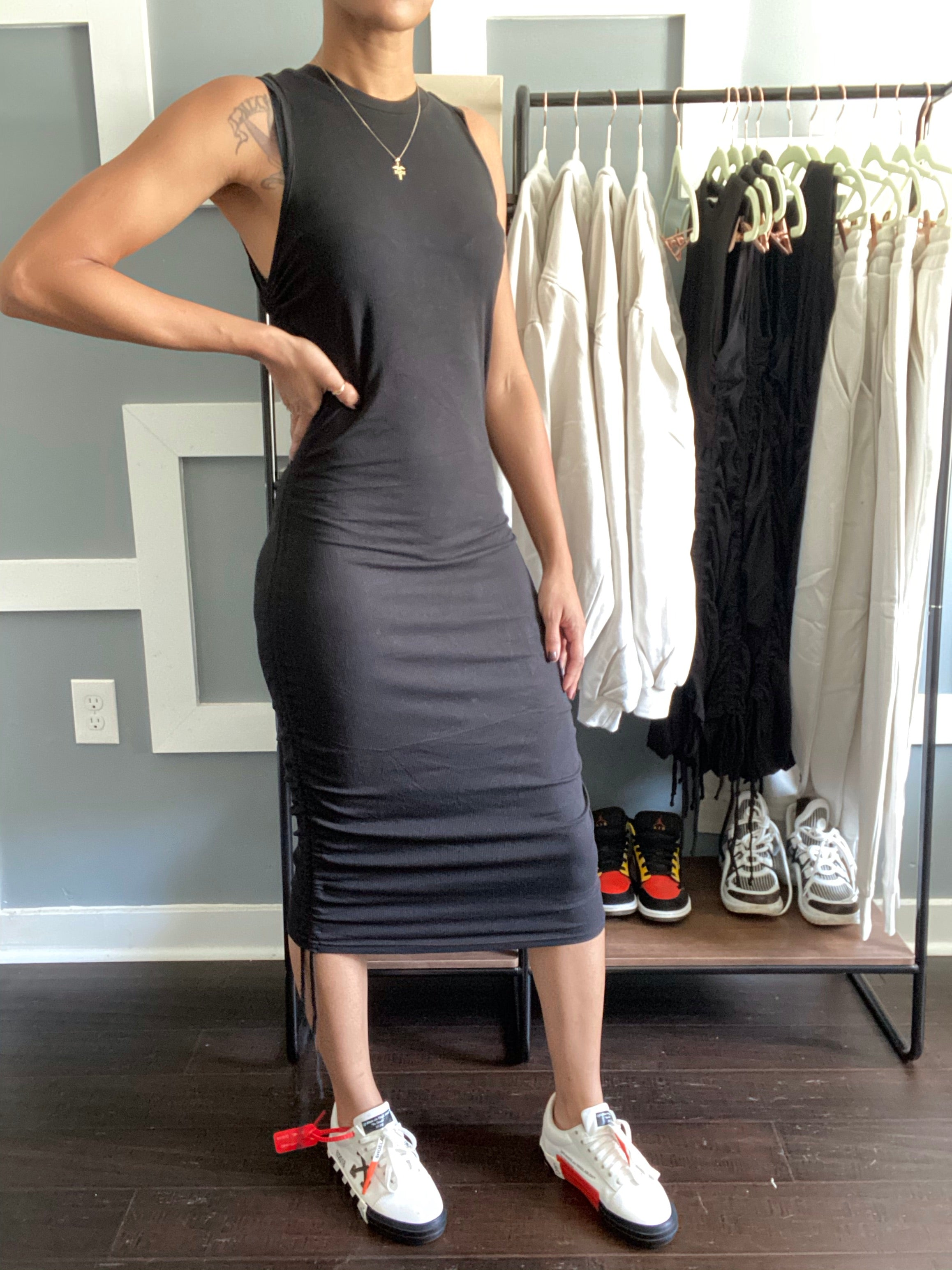 Black Affairs Dress