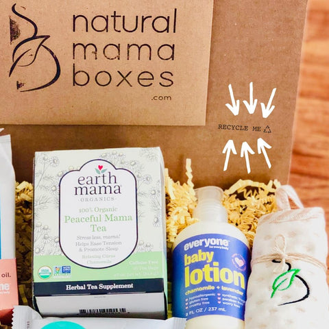 Recycle Me Natural Mama Boxes