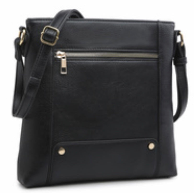 Black square messenger