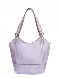 Lilac pass tote