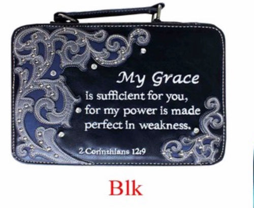 My Grace bible cover