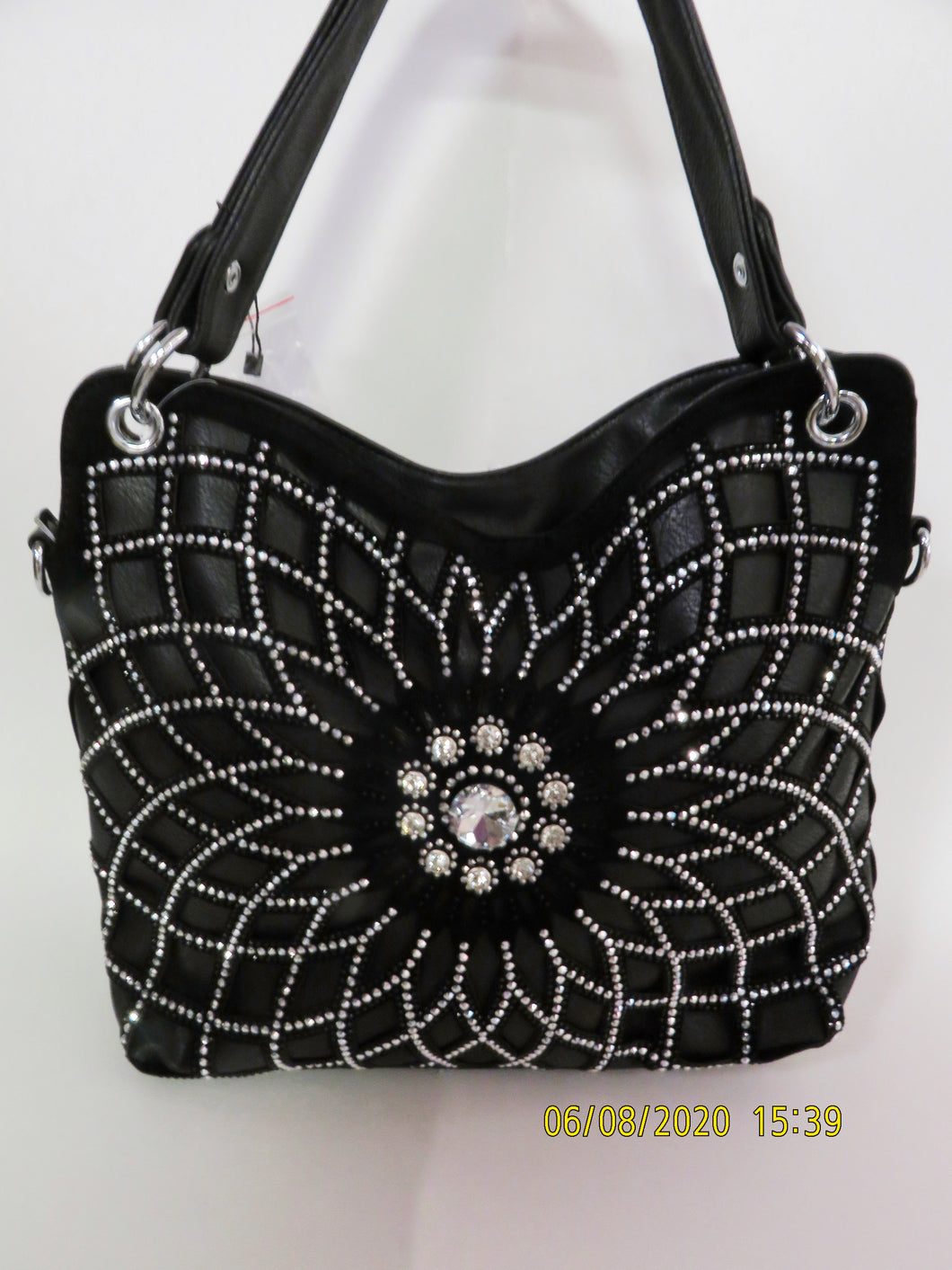 Black web bling