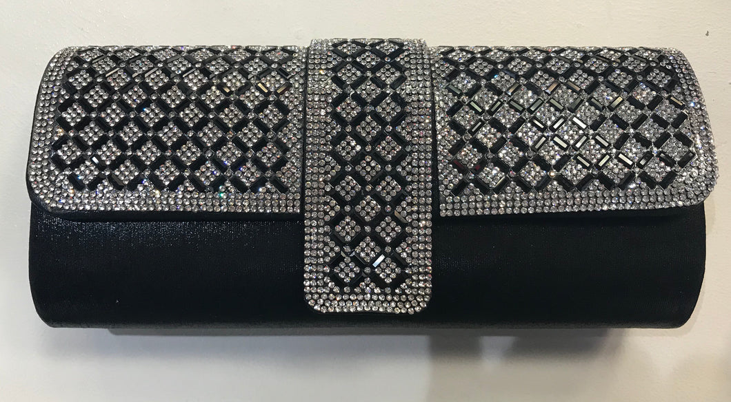 Clutch bling black 2009