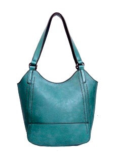 Green pass tote