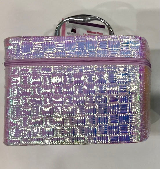 Larger squares cosmetic carry case HW0435