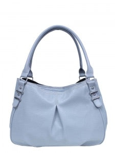 Soft Blue pass handbag